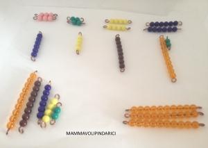 Moltiplicazione Montessori