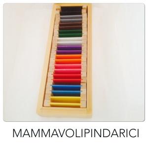 Tavole dei colori Montessori. Scatola 2