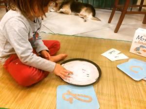 Lettere Montessori